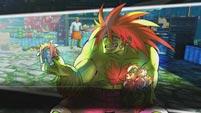 Blanka's Street Fighter 5 Story image #1
