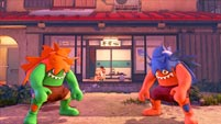 Blanka colors and costumes in Street Fighter 5: Arcade Edition image #8