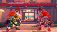 Blanka colors and costumes in Street Fighter 5: Arcade Edition image #18
