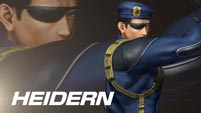 Heidern in King of Fighters 14 image #2