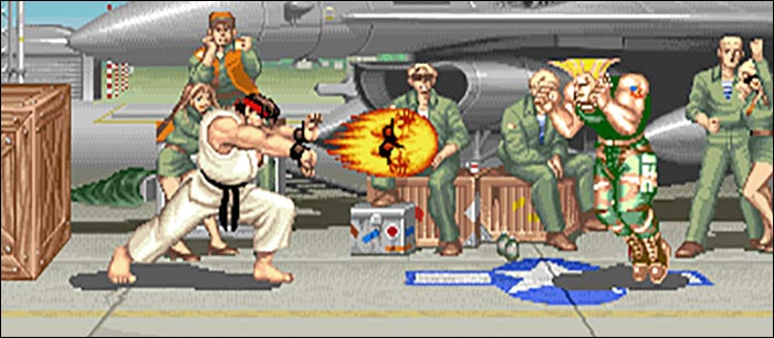 Did you know? Street Fighter 2's devs allowed unlimited