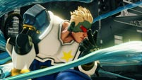 Captain Command Street Fighter 5: Arcade Edition crossover costume image #8