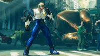 Captain Command Street Fighter 5: Arcade Edition crossover costume image #9