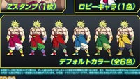 Broly colors and avatar image #1