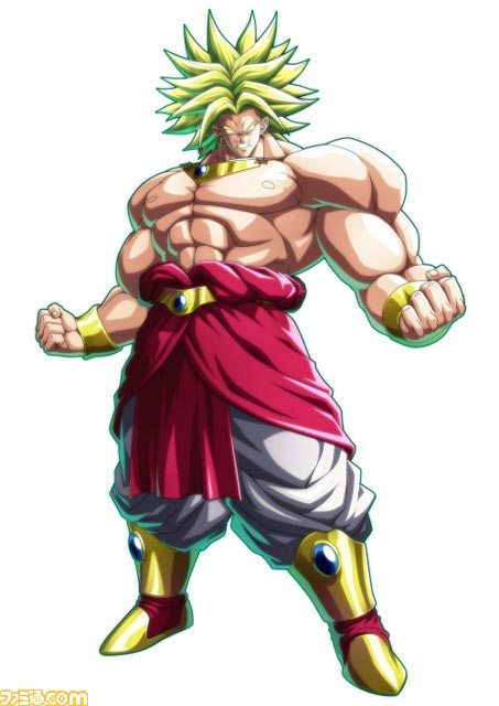 Broly colors and avatar 2 out of 4 image gallery