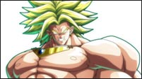 Broly colors and avatar image #2