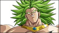 Broly colors and avatar image #3