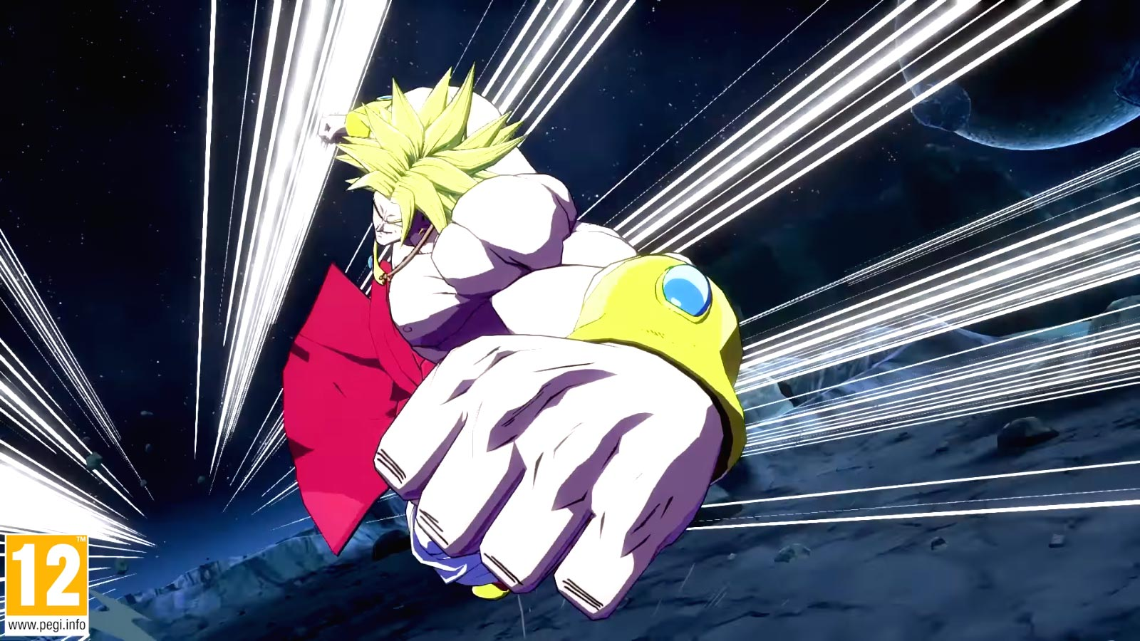 Broly in Dragon Ball FighterZ 4 out of 15 image gallery
