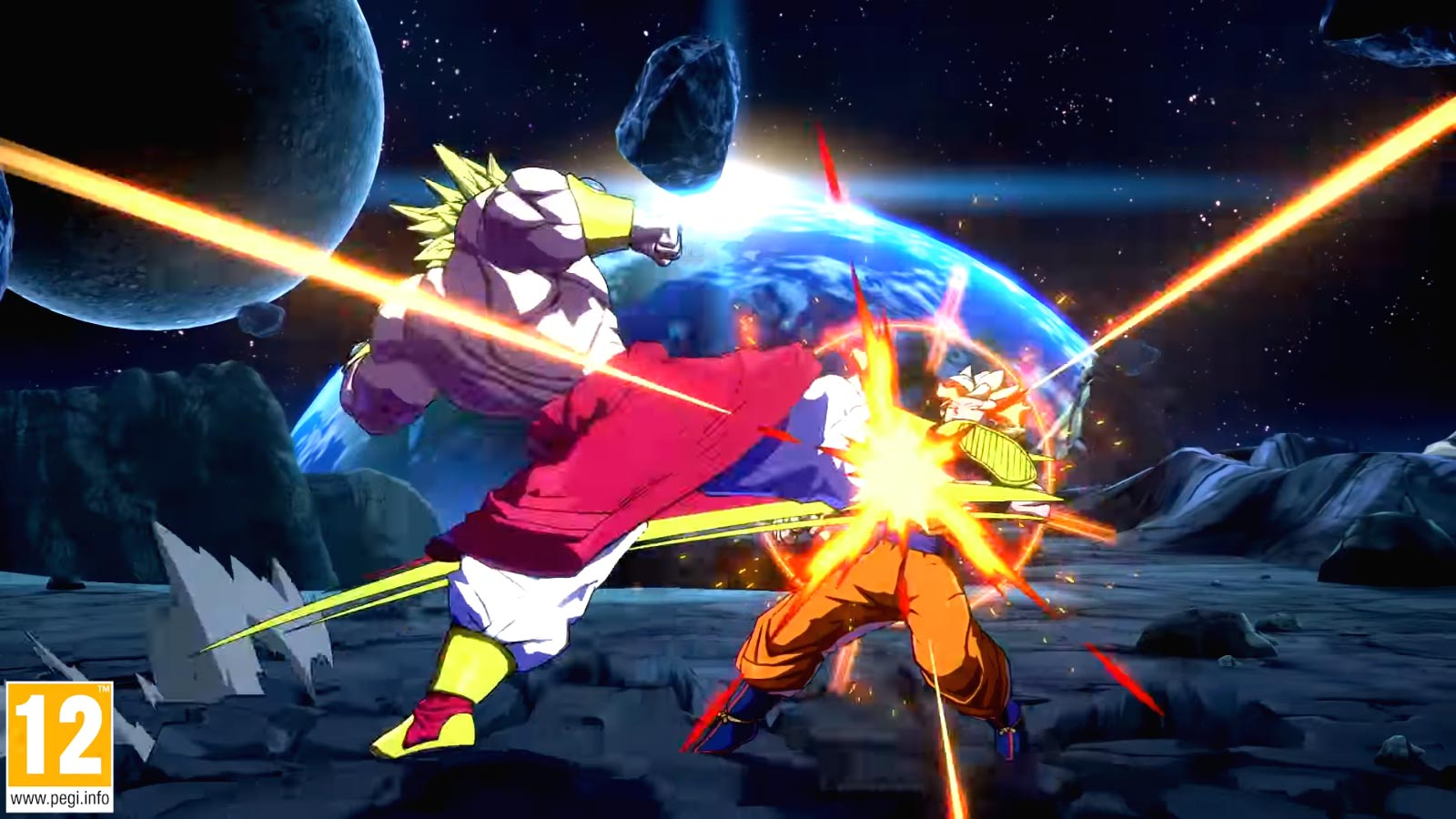 Broly in Dragon Ball FighterZ 5 out of 15 image gallery