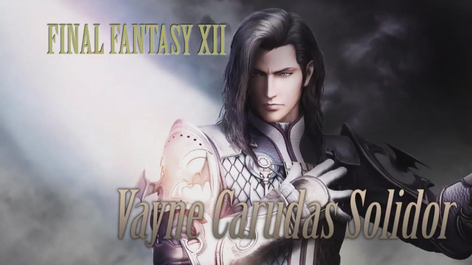 Dissidia Final Fantasy NT Vayne Reveal 4 out of 12 image gallery