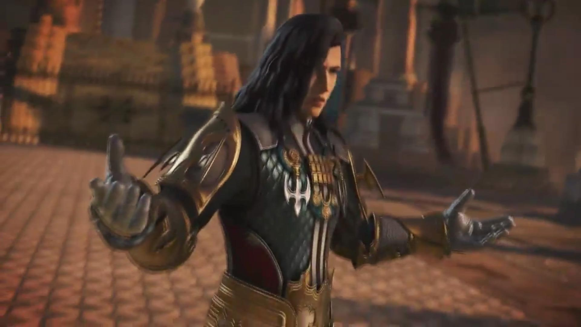 Dissidia Final Fantasy NT Vayne Reveal 6 out of 12 image gallery