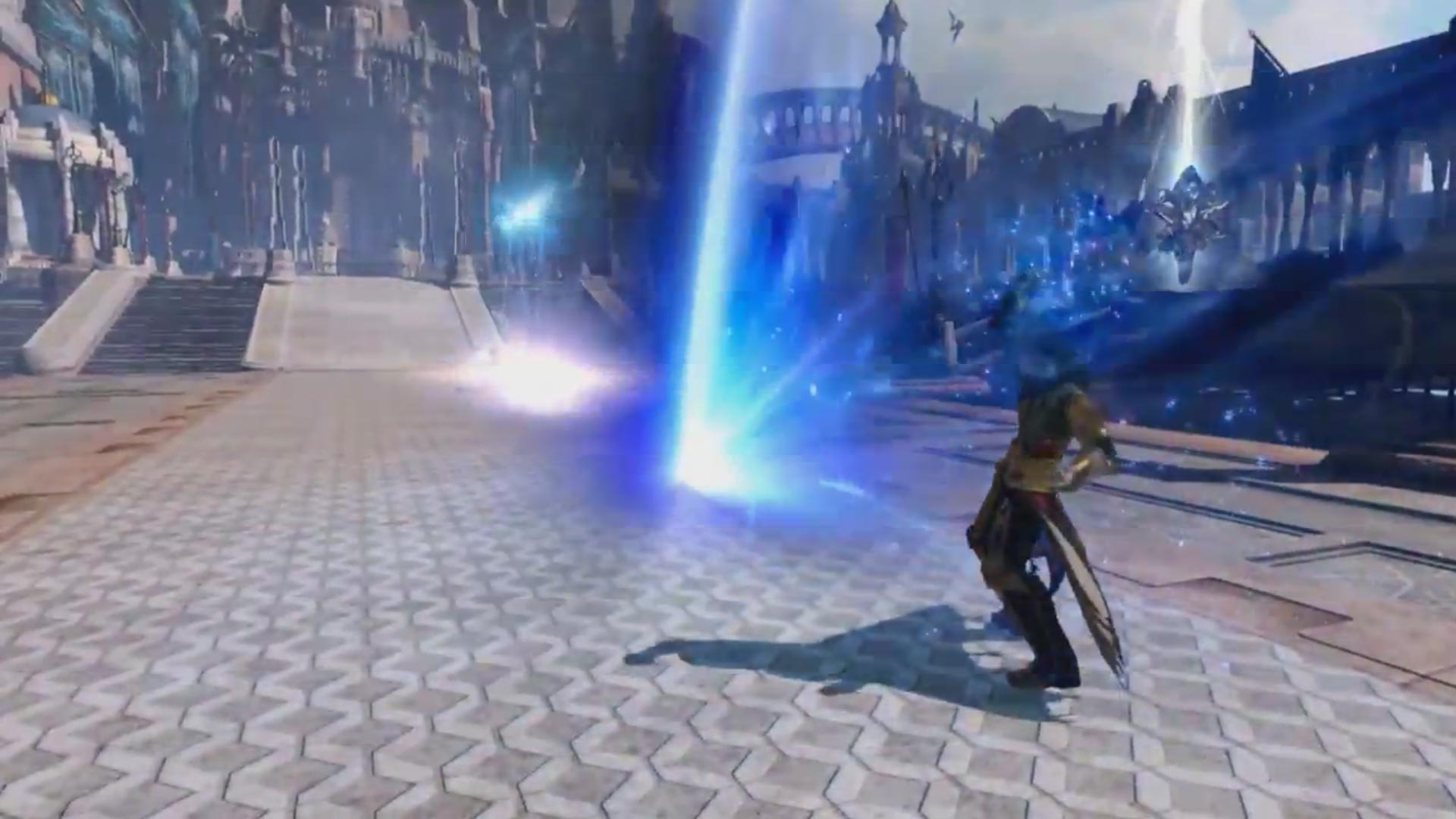 Dissidia Final Fantasy NT Vayne Reveal 7 out of 12 image gallery