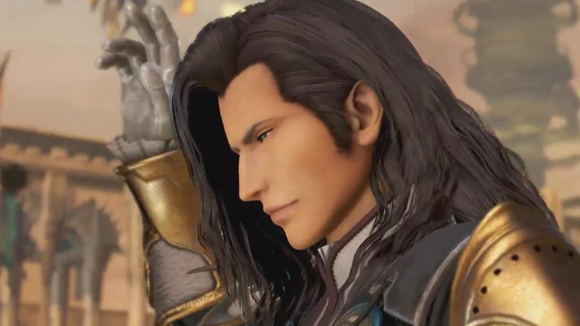 Dissidia Final Fantasy NT Vayne Reveal 8 out of 12 image gallery