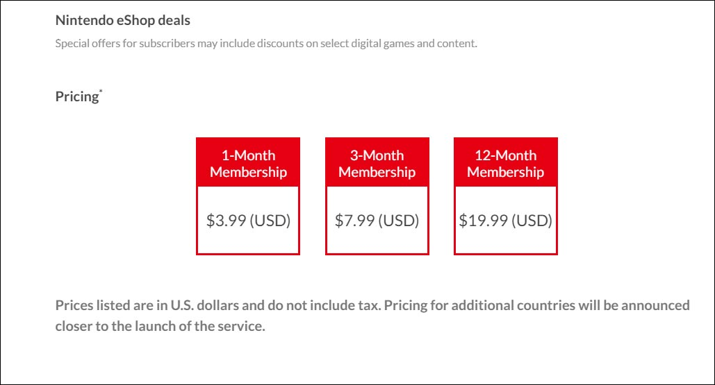 nintendo switch paid online service 1 out of 2 image gallery