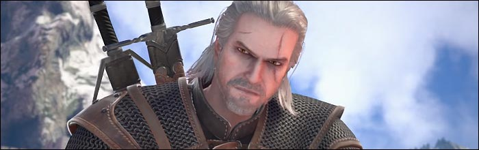 The Witcher's Geralt of Rivia officially joins Soul Calibur 6