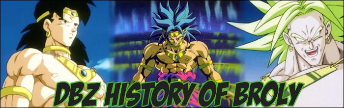 A Legendary Super Saiyan Born Once Every Thousand Years History Of The Berserker Broly In Dragon Ball Z