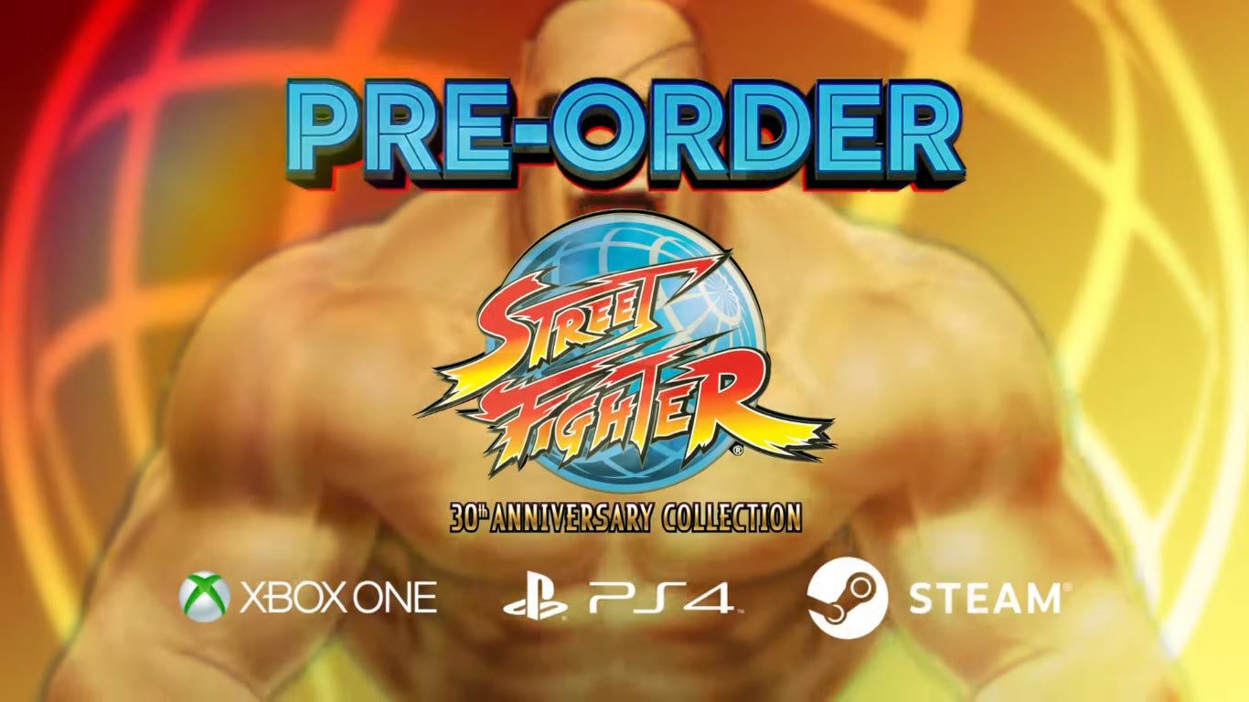 Street Fighter 30th Anniversary Collection screenshots 1 out of 6 image gallery