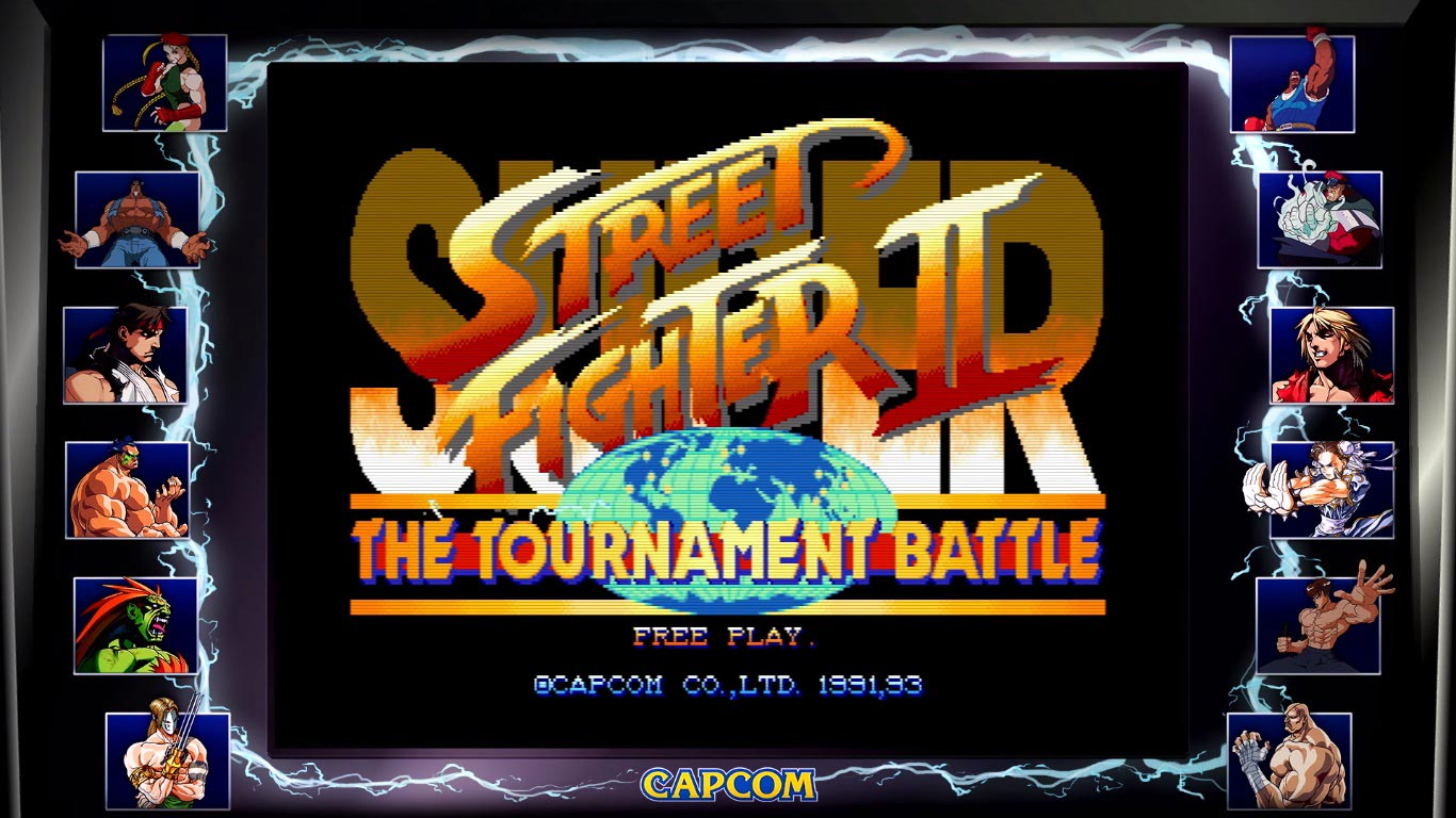 Street Fighter 30th Anniversary Collection screenshots 4 out of 6 image gallery