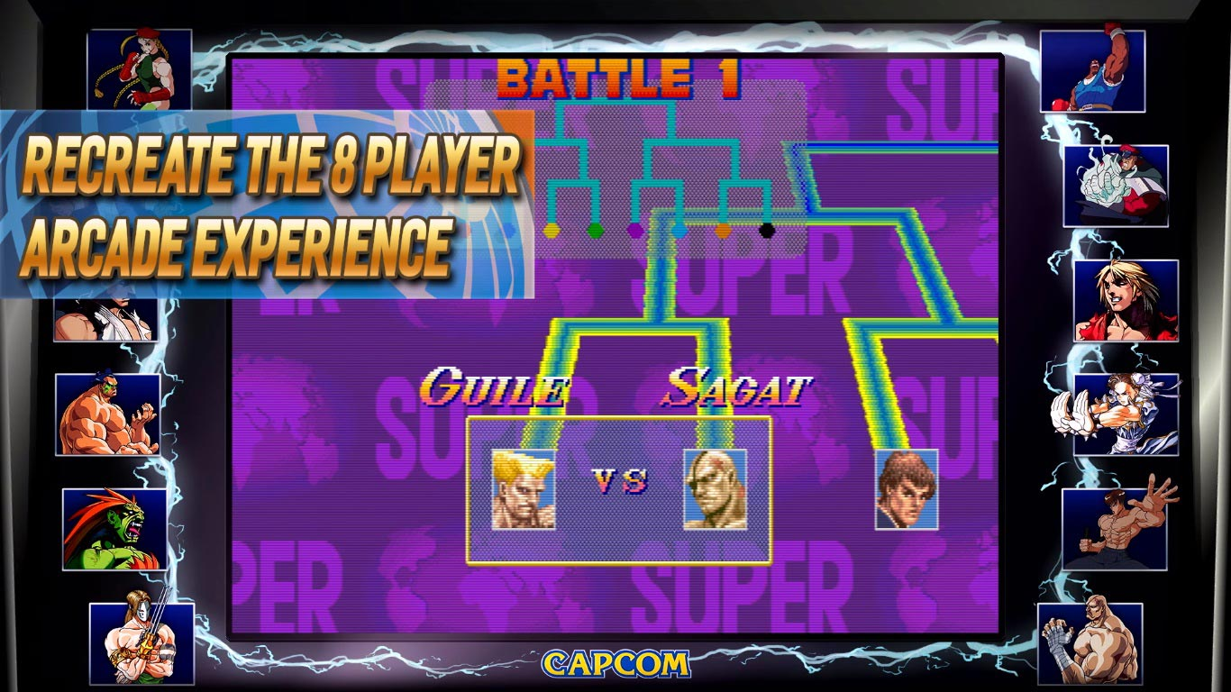 Street Fighter 30th Anniversary Collection screenshots 5 out of 6 image gallery