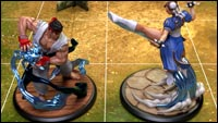 Street Fighter: The Miniatures image #1