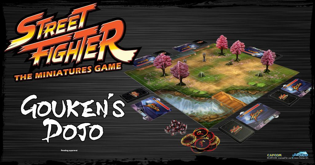 Street Fighter: The Miniatures 2 out of 9 image gallery