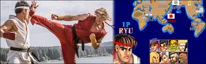 street fighter assassins fist ryu