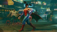 Darkstalker Costumes in Street Fighter 5 image #3