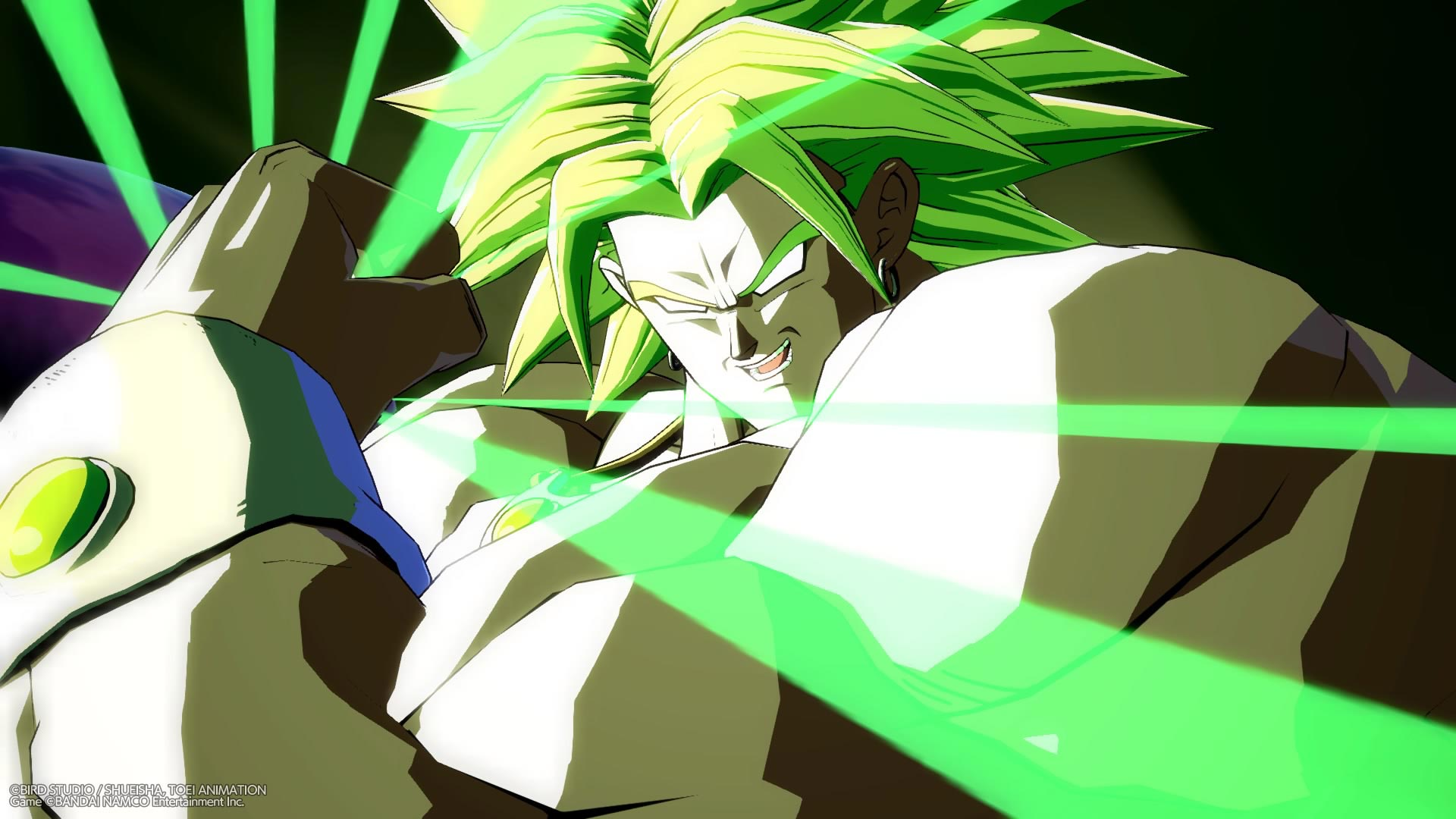 Broly and Bardock screenshots in Dragon Ball FighterZ 3 out of 12 image gallery