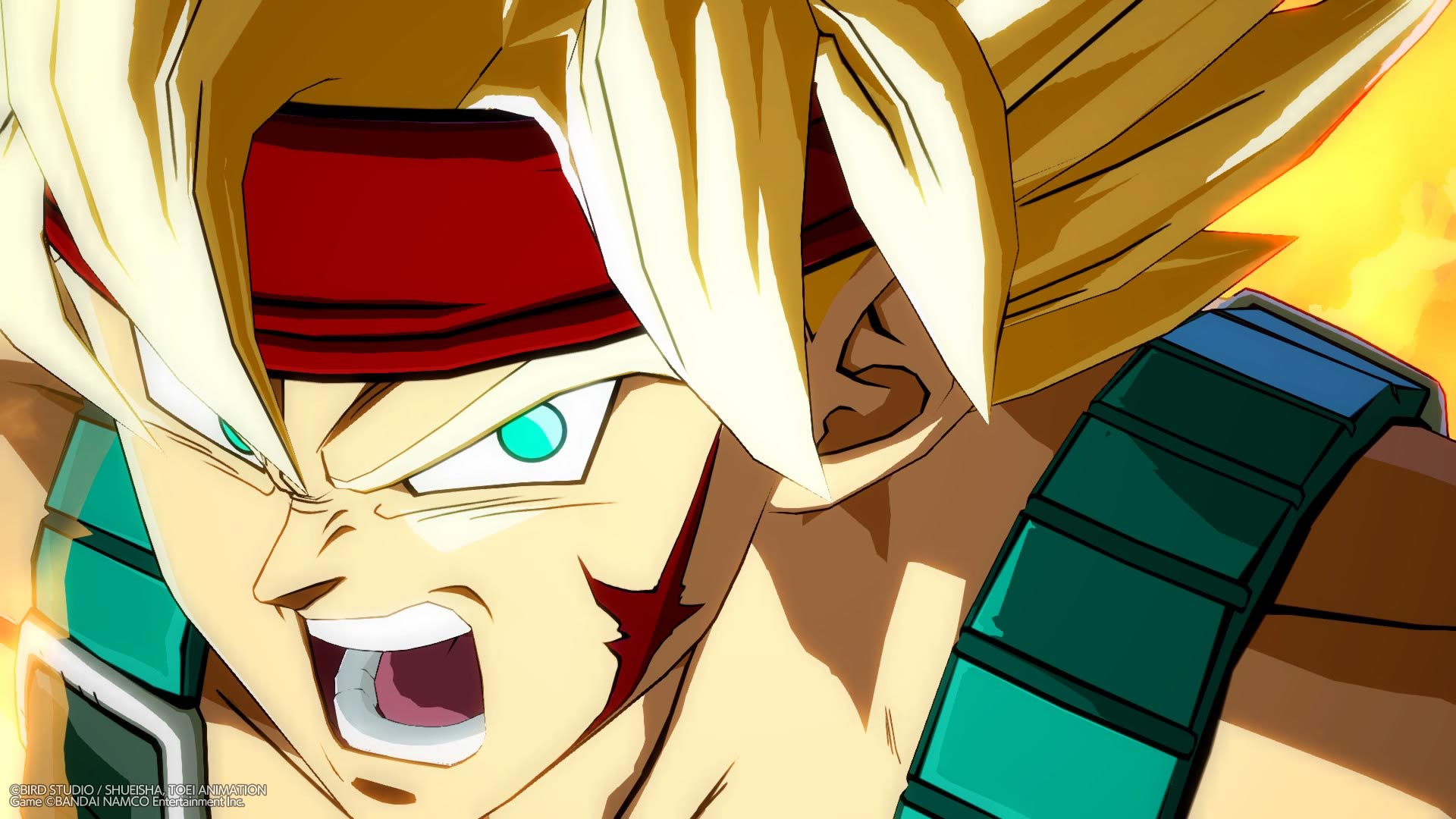 Broly and Bardock screenshots in Dragon Ball FighterZ 5 out of 12 image gallery