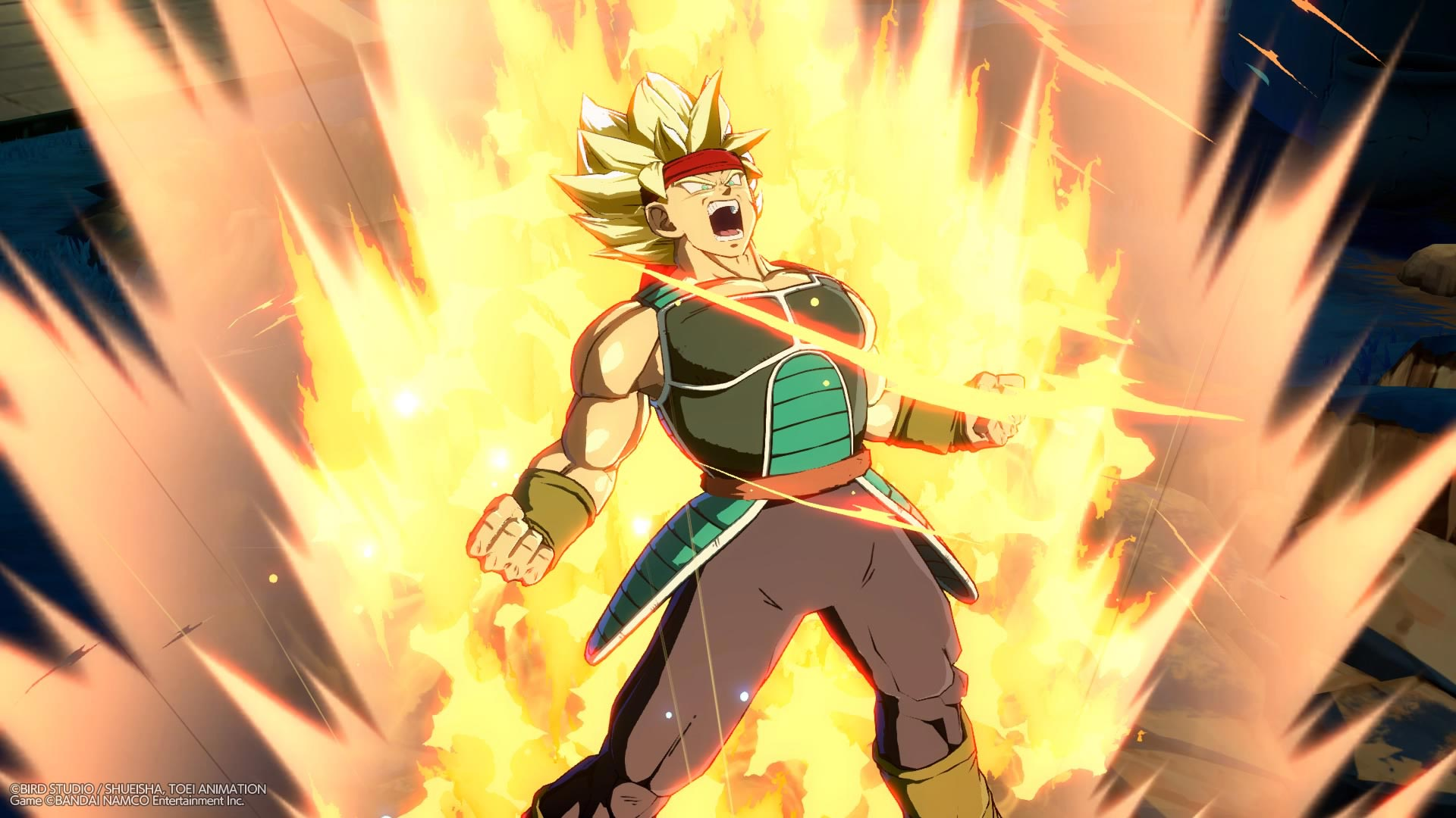 Broly and Bardock screenshots in Dragon Ball FighterZ 6 out of 12 image gallery