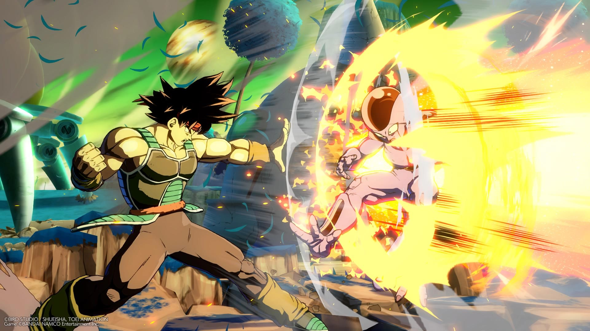 Broly and Bardock screenshots in Dragon Ball FighterZ 10 out of 12 image gallery