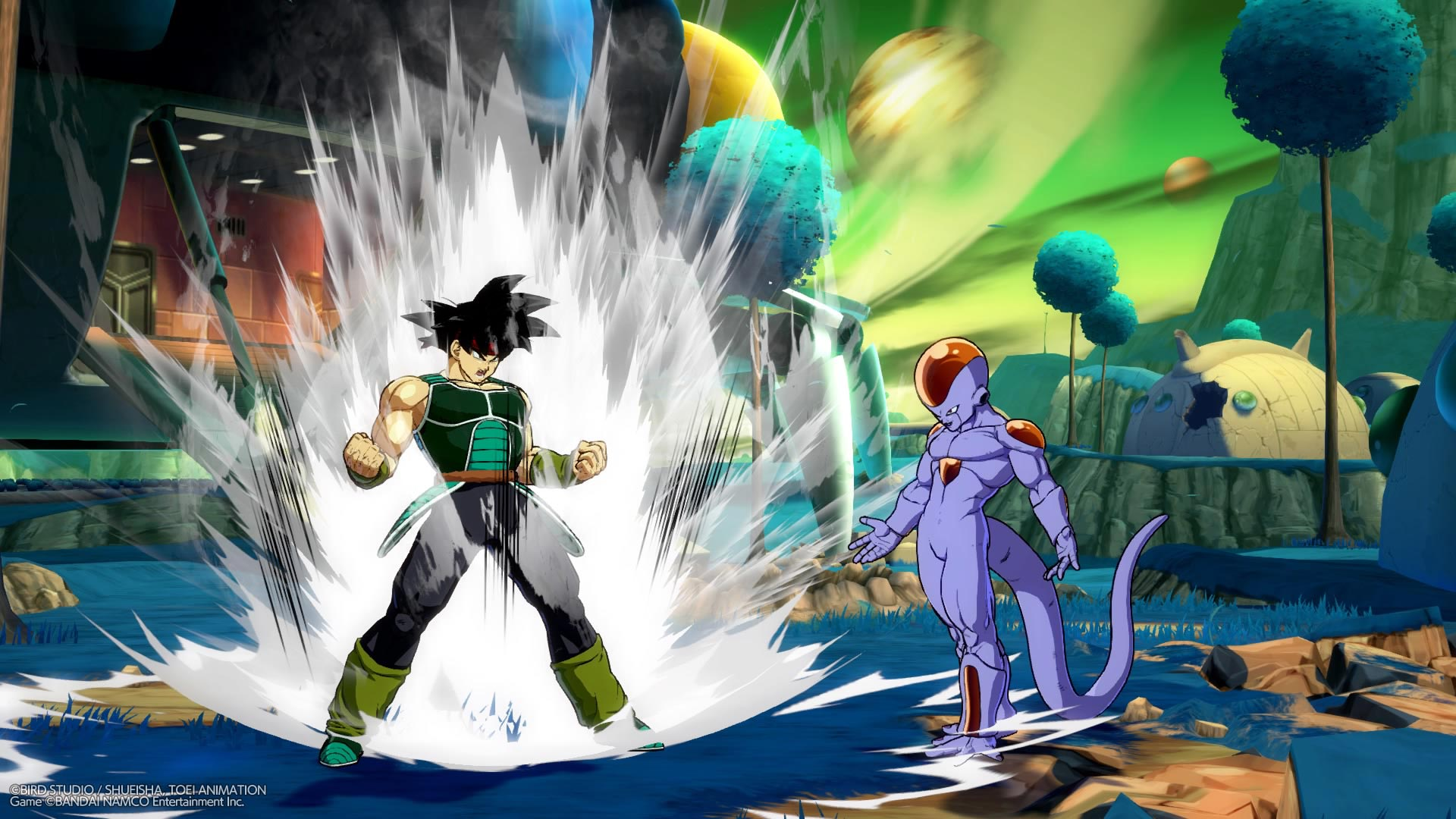 Broly and Bardock screenshots in Dragon Ball FighterZ 11 out of 12 image gallery