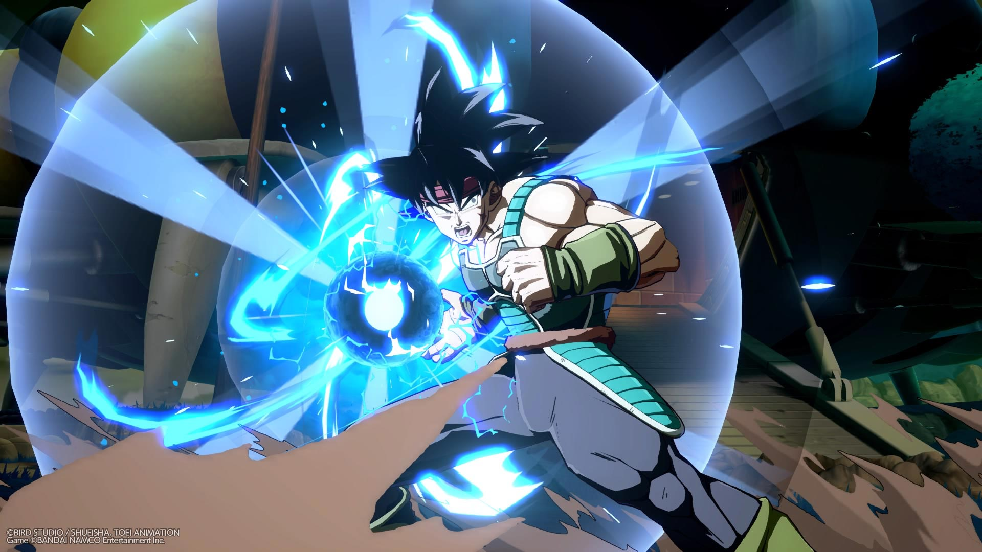 Broly and Bardock screenshots in Dragon Ball FighterZ 12 out of 12 image gallery