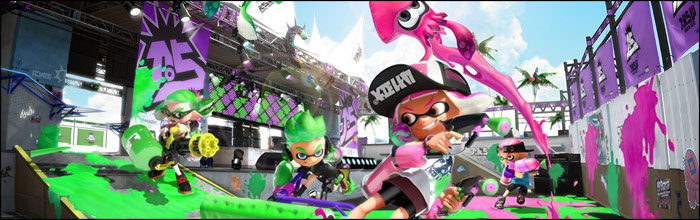 How Will The Inklings Play In The New Super Smash Bros Game Lets