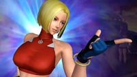 Blue Mary in King of Fighters 14 image #4