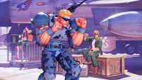 Guile Cross over costume - The Nameless Super Soldier image #1