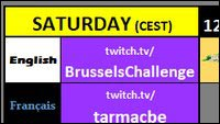 Brussels Challenge Major Edition schedule image #1