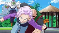 Android 18's hair color image #1