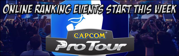 Full Schedule Released For Online Ranking Events In The Capcom Pro