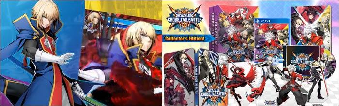 blazblue cross tag battle collectors edition price