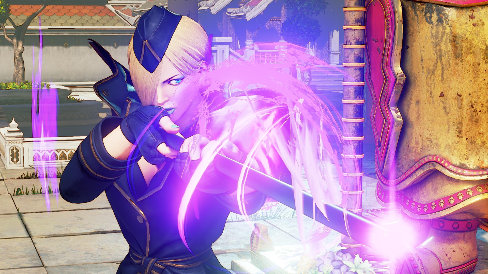 Falke in Street Fighter 5: Arcade Edition 3 out of 15 image gallery