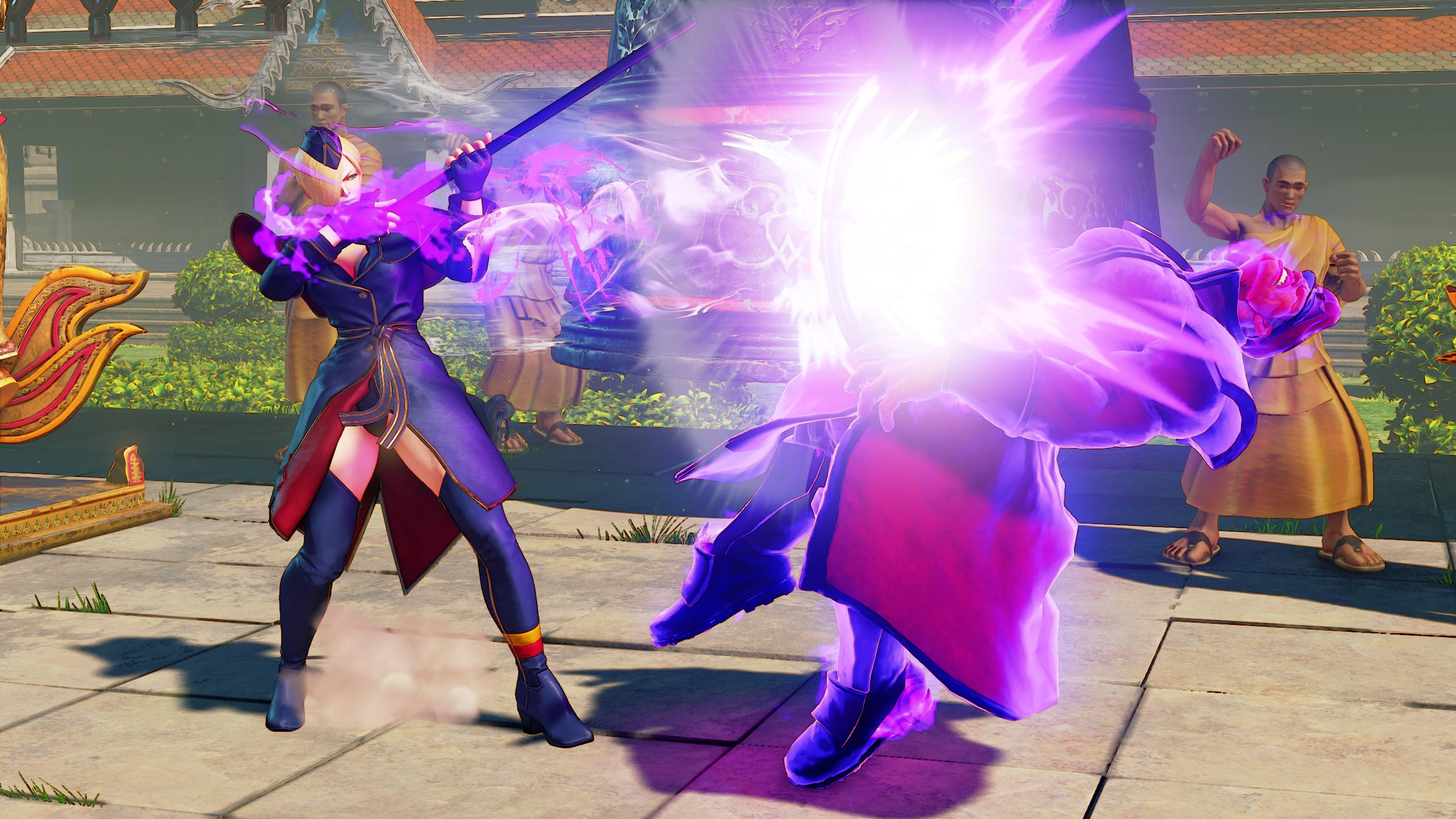 Falke in Street Fighter 5: Arcade Edition 4 out of 15 image gallery