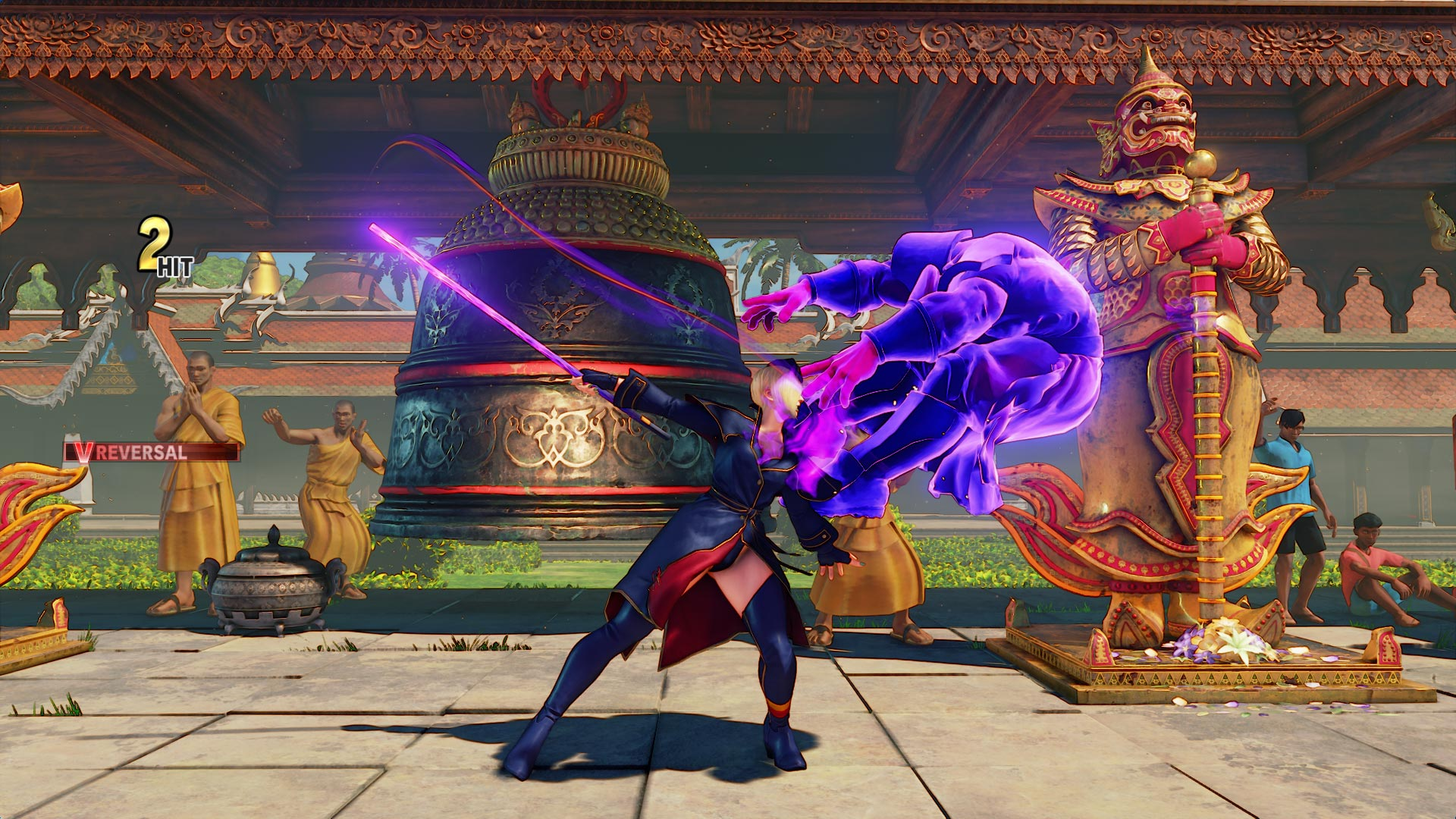 Falke in Street Fighter 5: Arcade Edition 5 out of 15 image gallery