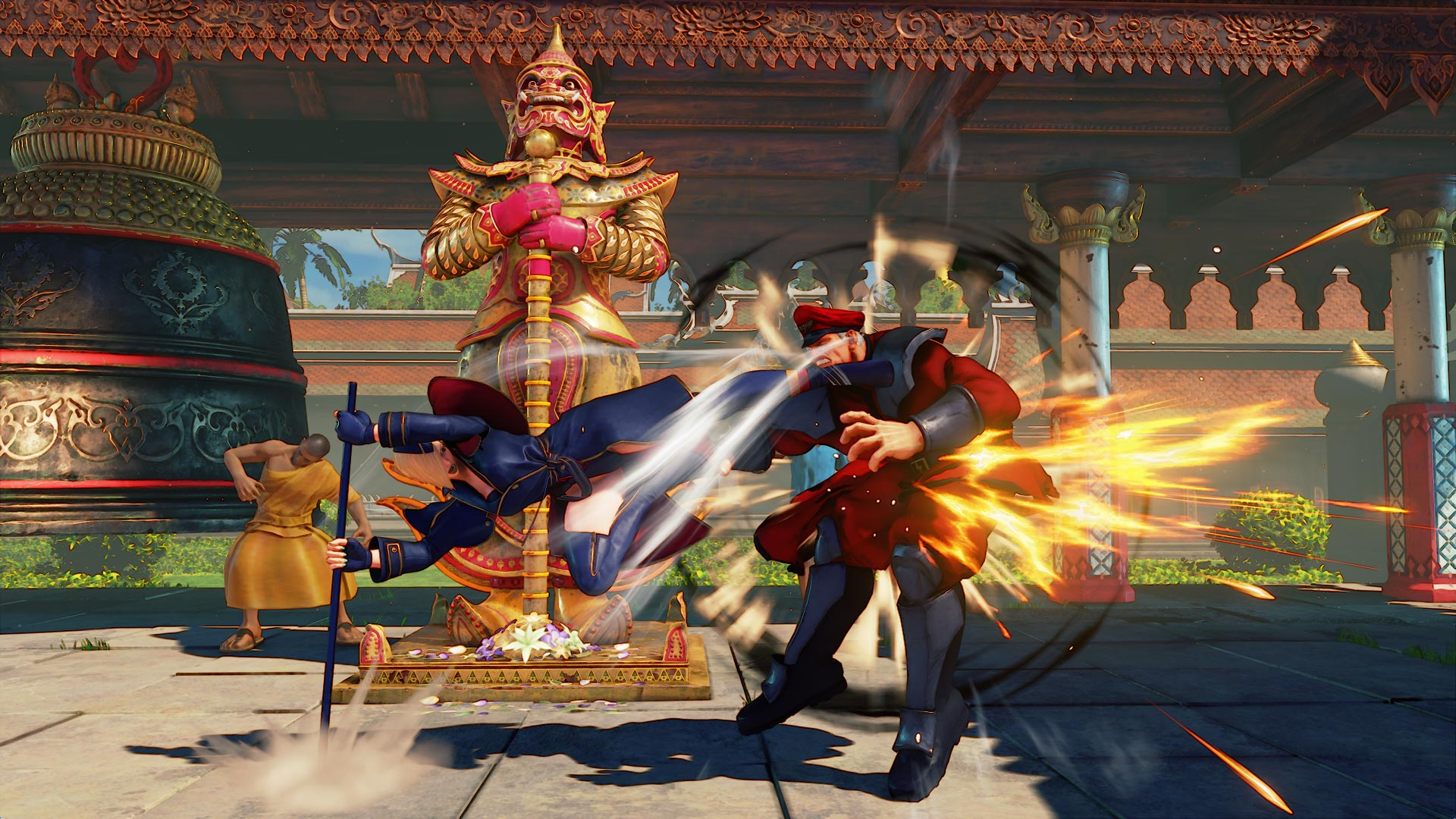 Falke in Street Fighter 5: Arcade Edition 6 out of 15 image gallery