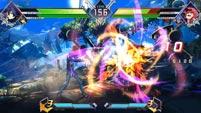 BlazBlue Cross Tag Battle - Naoto, Vatista, and Hakumen image #2