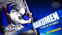 BlazBlue Cross Tag Battle - Naoto, Vatista, and Hakumen image #5