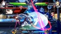 BlazBlue Cross Tag Battle - Naoto, Vatista, and Hakumen image #6