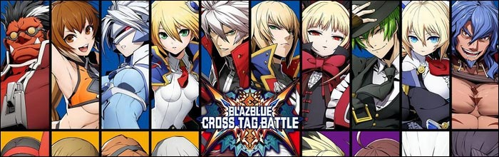 BlazBlue: Cross Tag Battle will have 31 tournament-viable