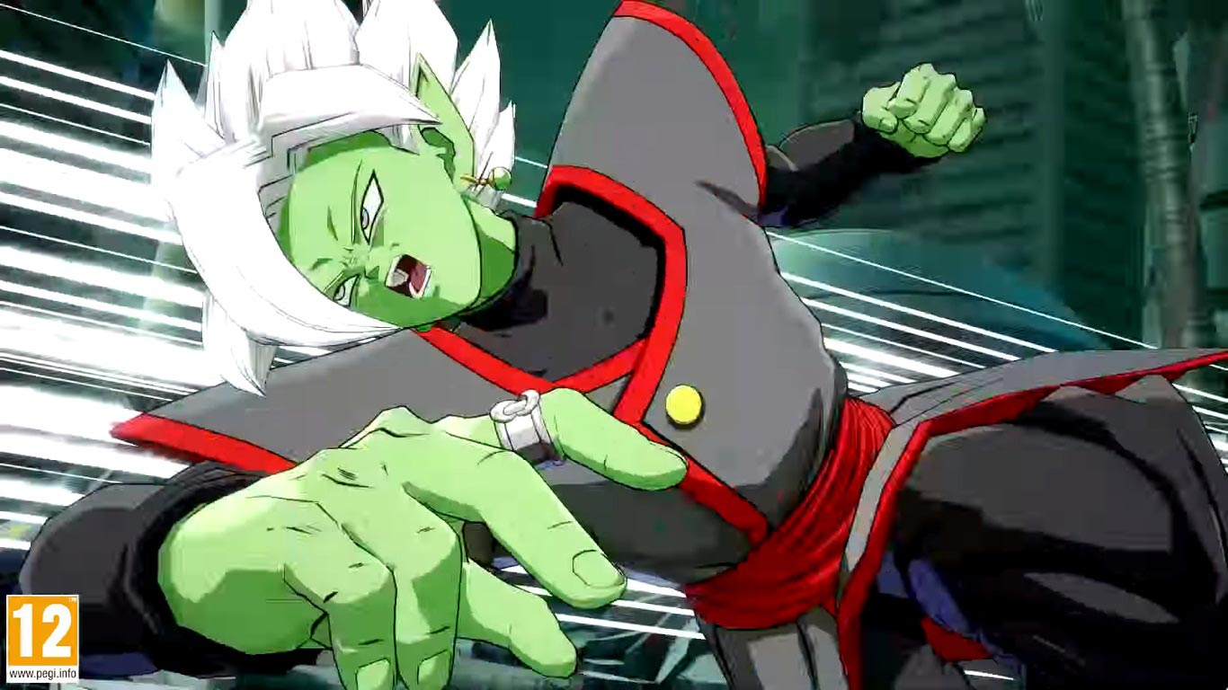 Fused Zamasu in Dragon Ball FighterZ 3 out of 6 image gallery