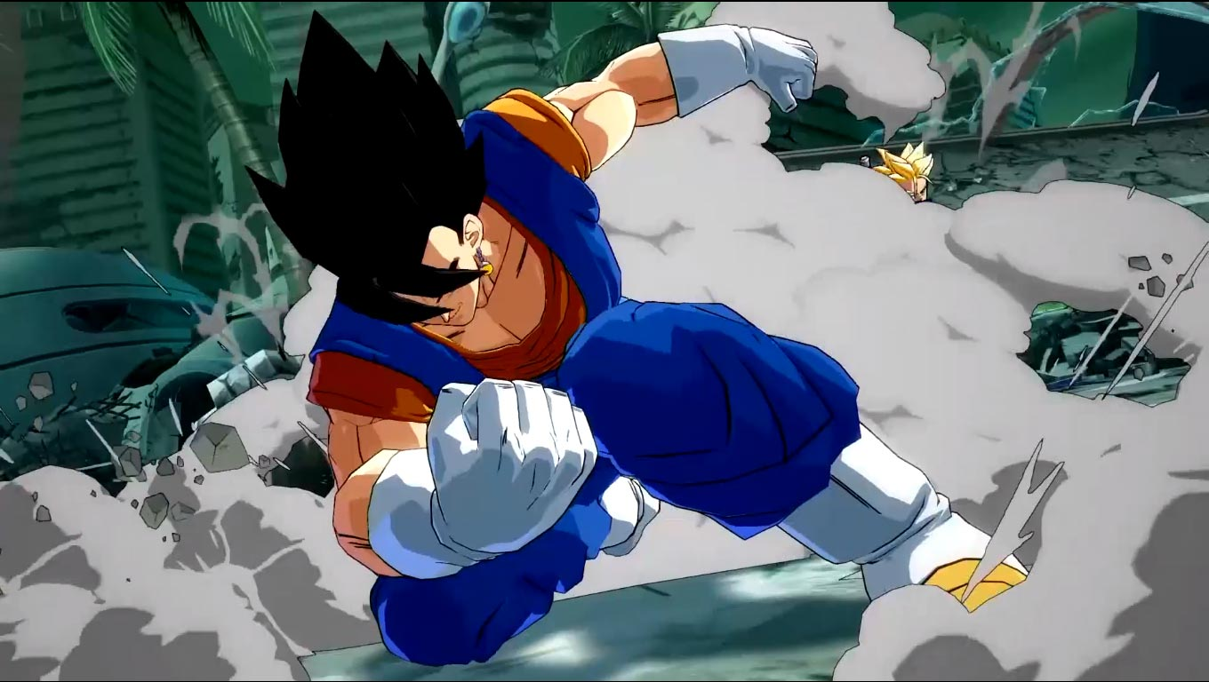 Vegito in Dragon Ball FighterZ 2 out of 9 image gallery